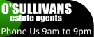 O'Sullivans Estate Agents, Strood logo
