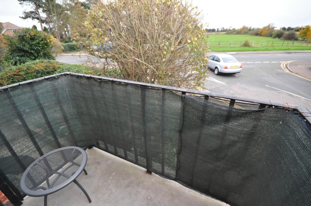 7 Greyfriers Balcony