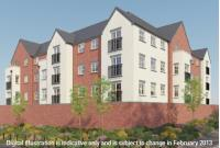 2 bedroom new Apartment in Derby Road, Ripley, DE5