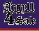 Argyll 4 Sale Ltd, Argyll branch logo