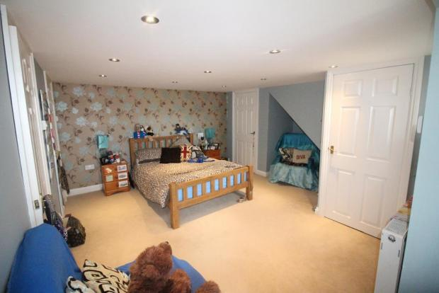 Bedroom 4 (Basement Level)