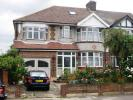 semi detached house for sale in Bury Street West, London...