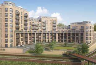 New South Quarter � Parkside Apartments by Barratt Homes, Purley Way,