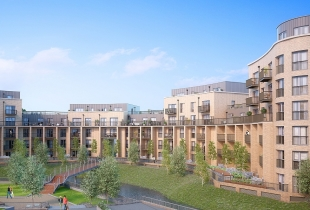 New South Quarter by Barratt London, 2 Whitestone Way, Croydon,  Greater London CR0 4FG