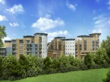 Barratt Homes, New South Quarter  Parkside Apartments