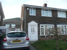 semi detached house in Dunston Close...