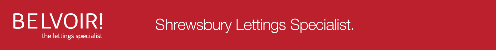 Get brand editions for Belvoir! Lettings, Shrewsbury