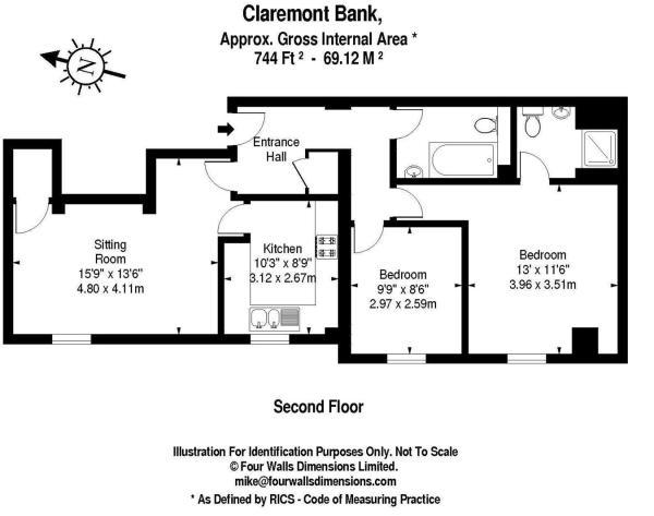 Clarmont Bank Apartm