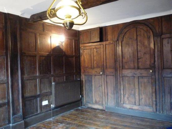 Old School, Mytton P