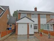 3 bedroom semi detached home in Arundel Avenue, Flixton...