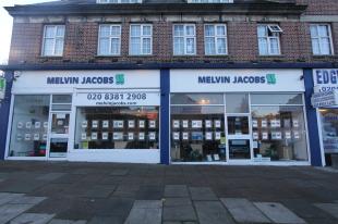 Melvin Jacobs, Edgwarebranch details