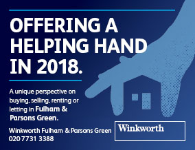 Get brand editions for Winkworth, Fulham