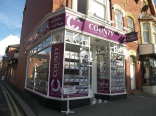 County Estate Agents Ltd, St Annesbranch details