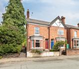3 bedroom semi detached property in The Crescent, Northwich...