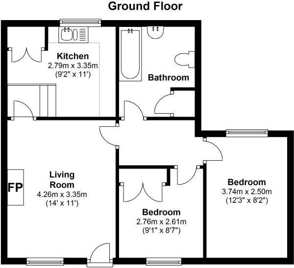 Flat 1 Ground Floor