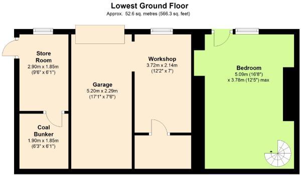 Birks Loft -Floor -1