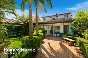 Terraced house in Ramsgate Beach, NSW