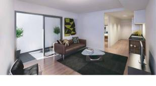 Apartment in 520/1  Lygon Street...