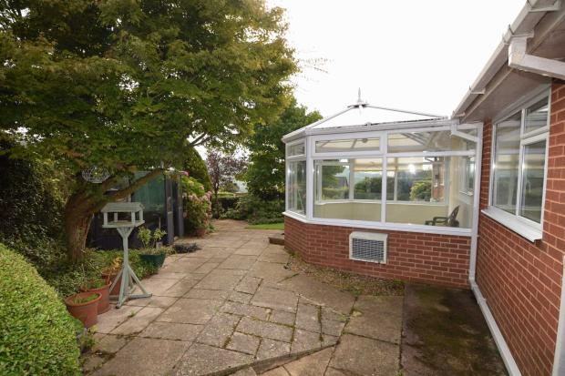 Conservatory Outside