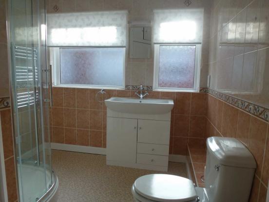 Bathroom - New
