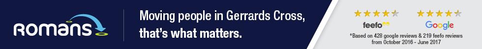 Get brand editions for Romans, Gerrards Cross