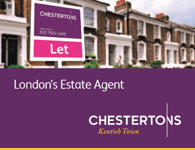 Get brand editions for Chestertons Estate Agents , Kentish Town Lettings