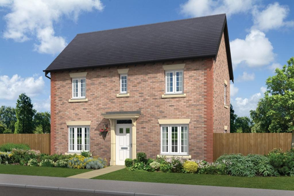 3 bedroom detached house for sale in fulwood green