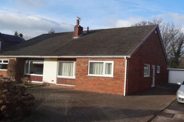 3 bedroom semi-detached bungalow for sale in Green Drive ...