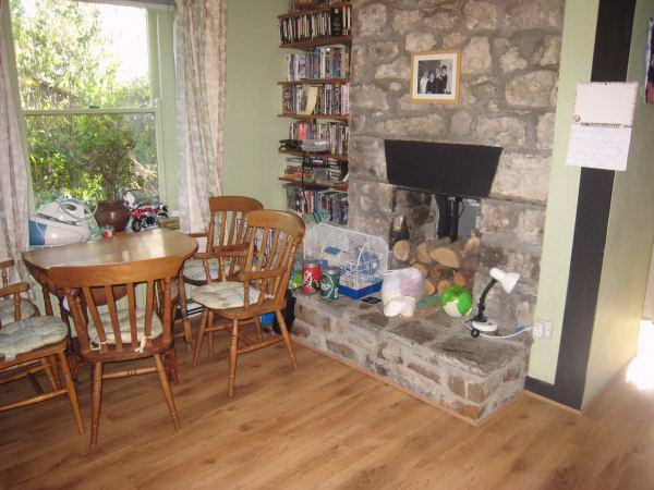 Dining Area Cottage