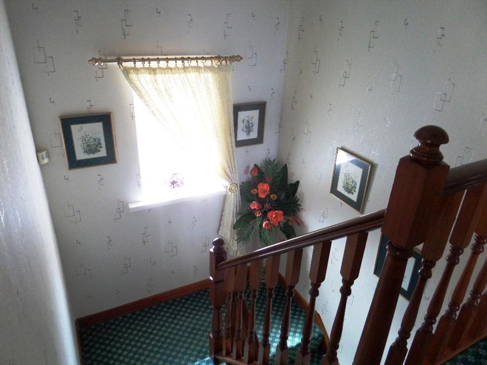 STAIR TO FIRST FLOOR