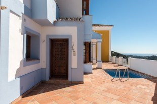 2 bed semi detached home in Andalusia, Malaga...