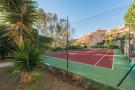 4 Tennis court