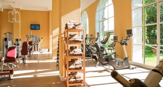 Local gym