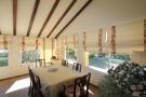Enclosed terrace