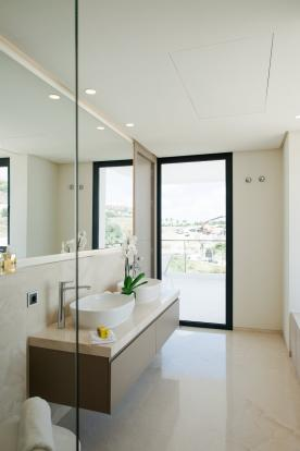 Bathroom side