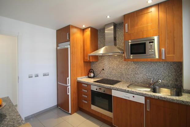 Kitchen side