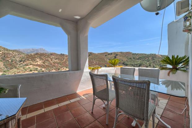 Terrace side
