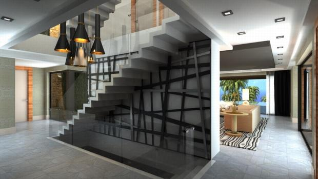 Stair feature