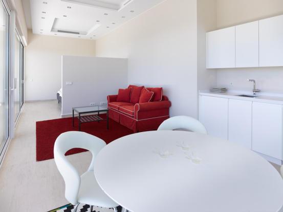 Guest apartment