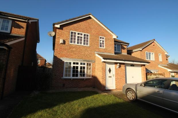 4 Bedroom Detached House For Sale In Guildford Close