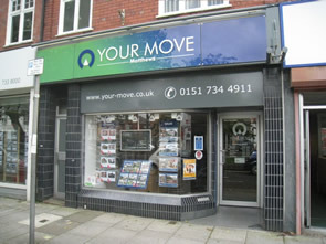 YOUR MOVE Matthews Lettings, Allerton branch details
