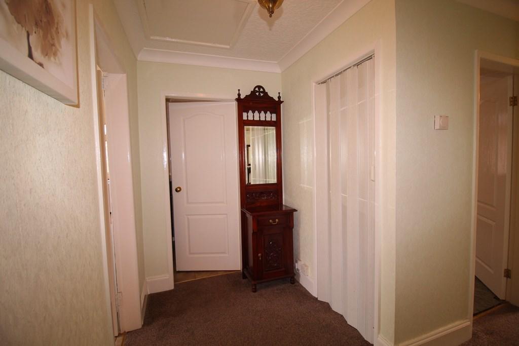 L Shaped Hallway