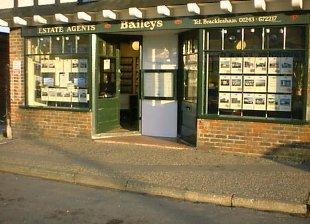 Baileys, Chichesterbranch details