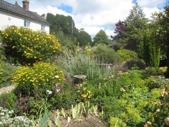 Front House & Garden
