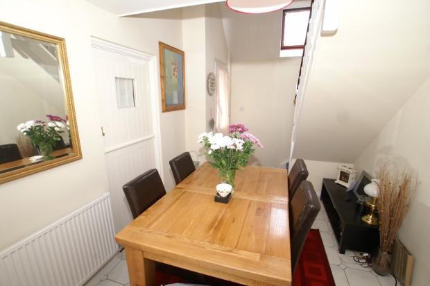 Annexe Dining