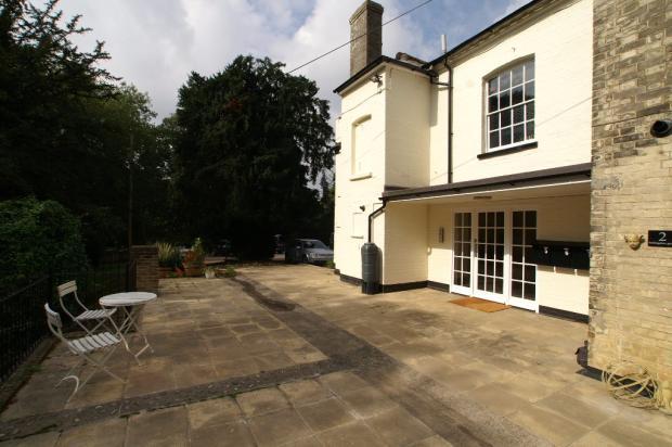 Terrace & Entrance