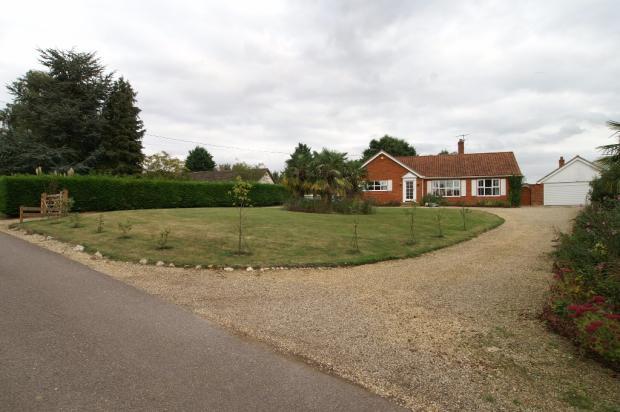Front View & Garden