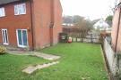 Garage/Side Garden