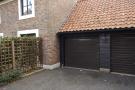 Garage & Garden Gate