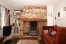Sitting Rm Fireplace
